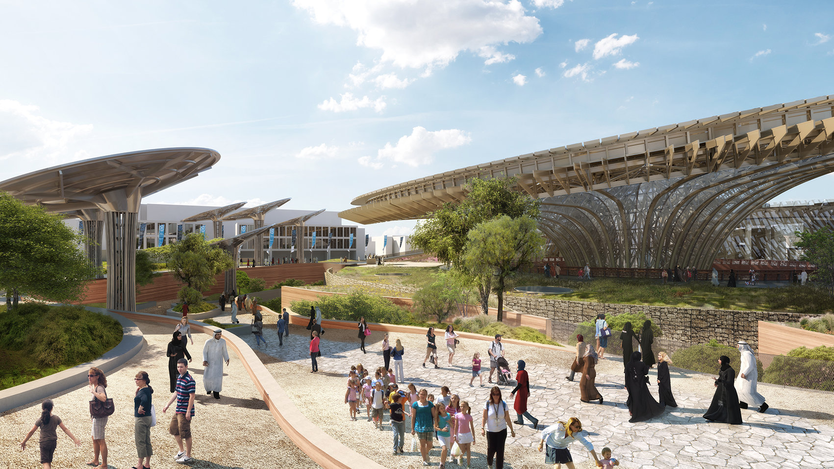 The postponement of Dubai Expo 2020 has the necessary support from most participating countries